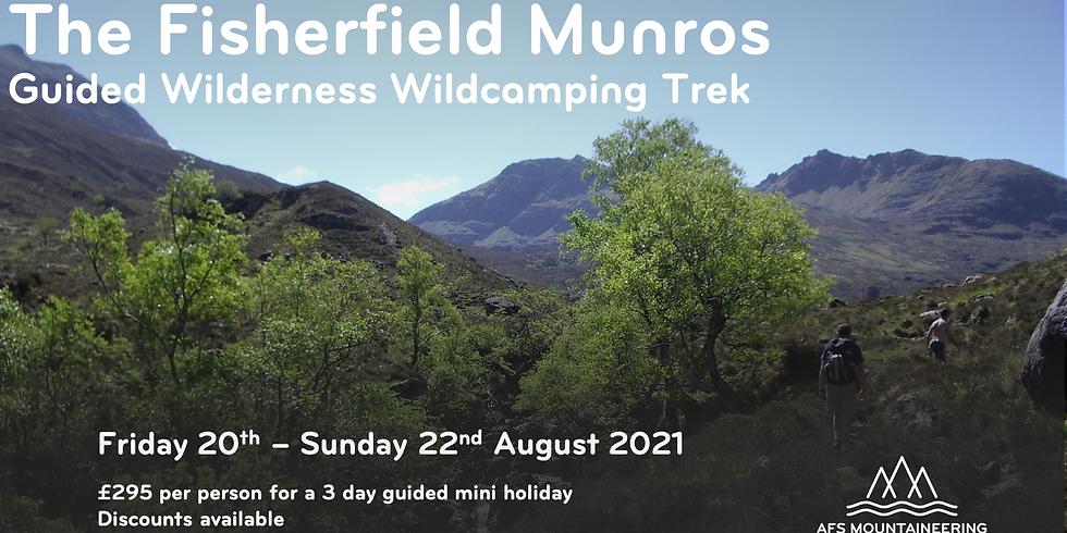The Fisherfield Wilderness Trek 2021