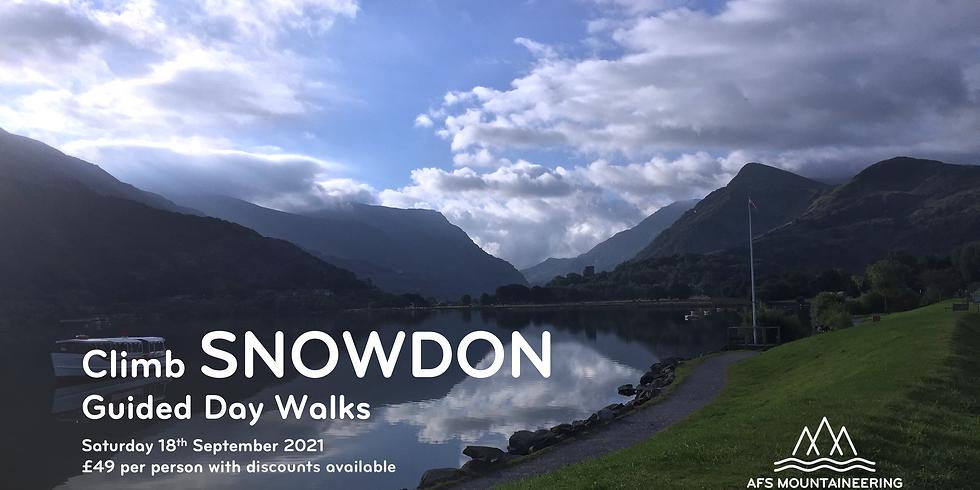 Snowdon - Sunday 18th September 2021