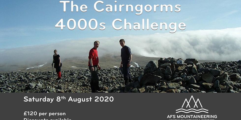 Cairngorms 4000s