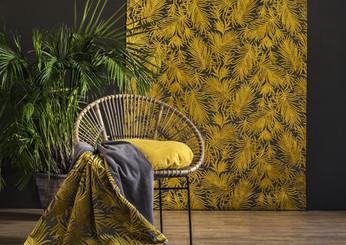Casal motif jaune