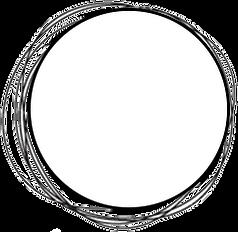 Cercles crayonnés