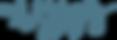 Feuilles bleues