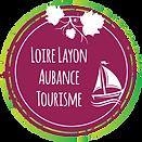 Logo office de tourisme Loire Layon Auba