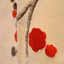 Motif de fleur japonaise