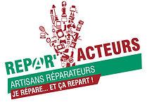 Logo artisan réparacteur