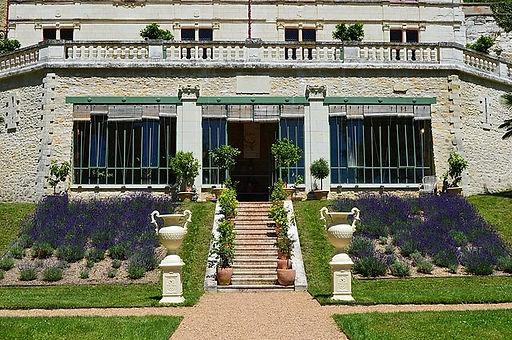 L'orangerie de Château Gaillard