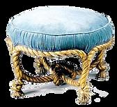Pouf Napoléon III
