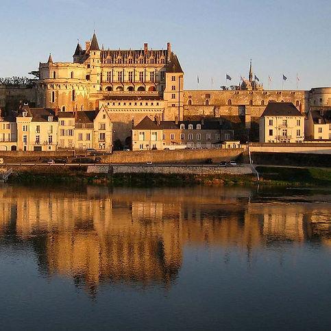 Visiter le château d'Amboise