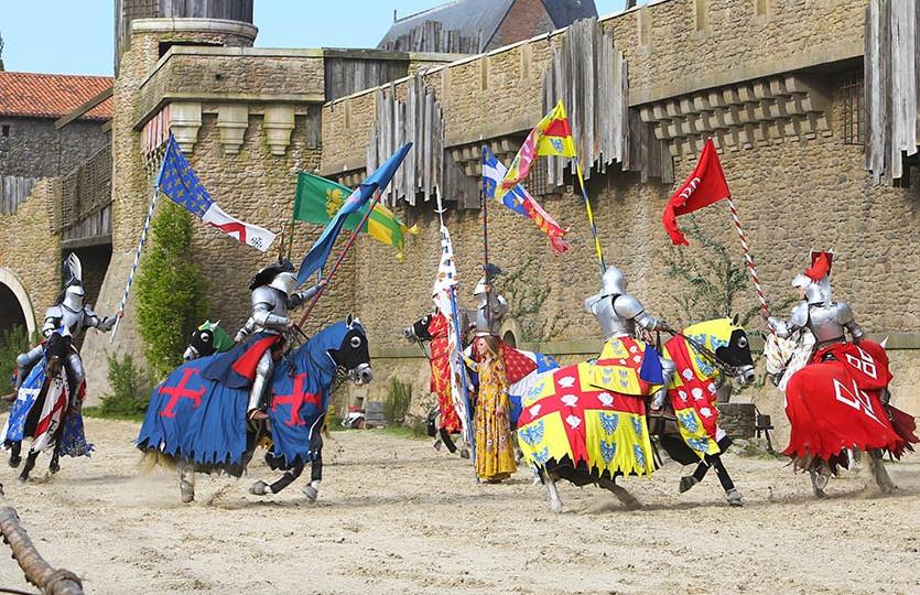 Le secret de la lance, spectacle du Puy du Fou