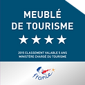 Meublé de tourisme ****