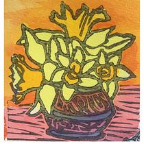 Daff Vase