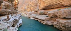Wadi Valley Oman