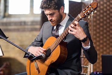Wedding Classical Guitarist