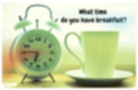Dire e chiedere l'ora in inglese