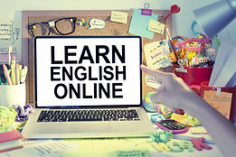 Internet course school education of eng