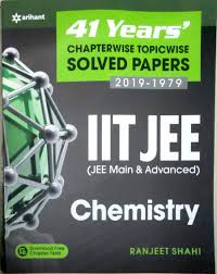 41 years iit jee arihant chemistry pdf download