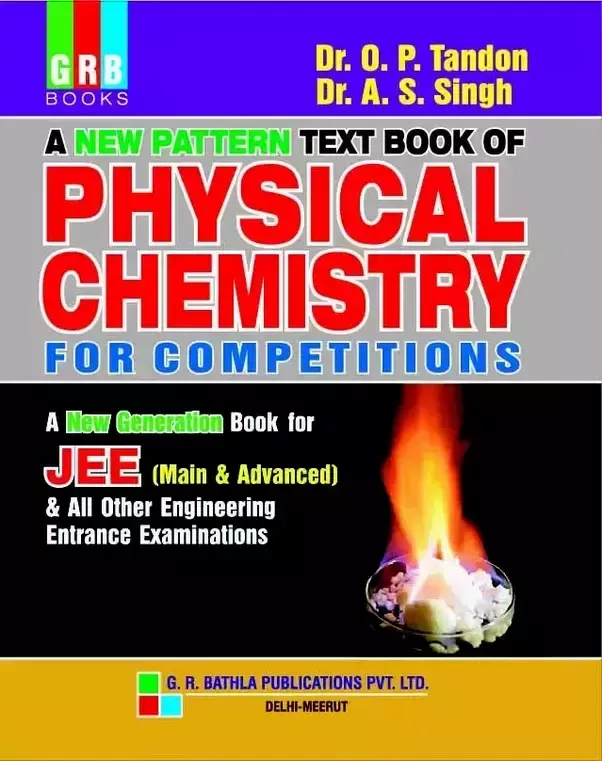 op tandon physical chemistry pdf free download for iit jee