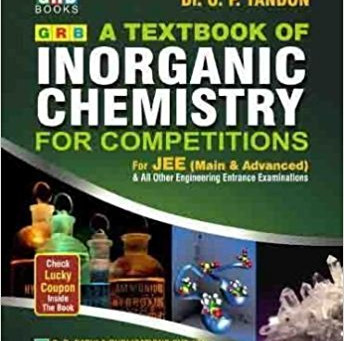 GRB inorganic chemistry OP Tandon pdf free download for iit jee | iit jee best book for chemistry