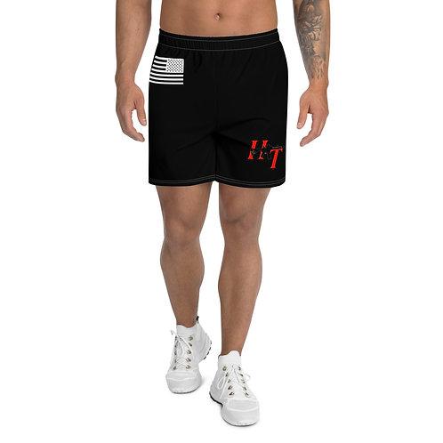 HT-Men's Athletic Long Shorts