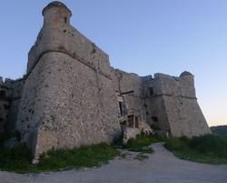 Photo d'une muraille Alpes Maritime