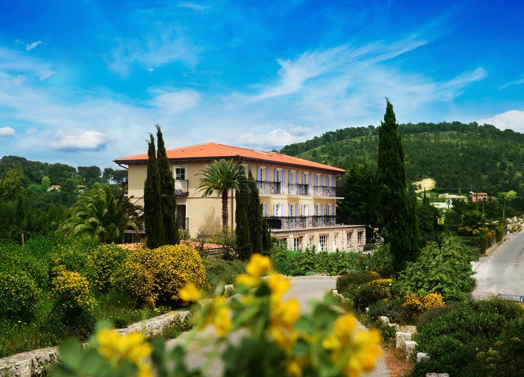 Hôtel Hermitage à Èze