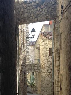 Rue de Peillon