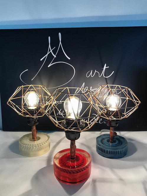 LAMPE DE CHEVET COLORS
