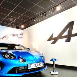 Exposition Alpine Renault Cagnes sur Mer