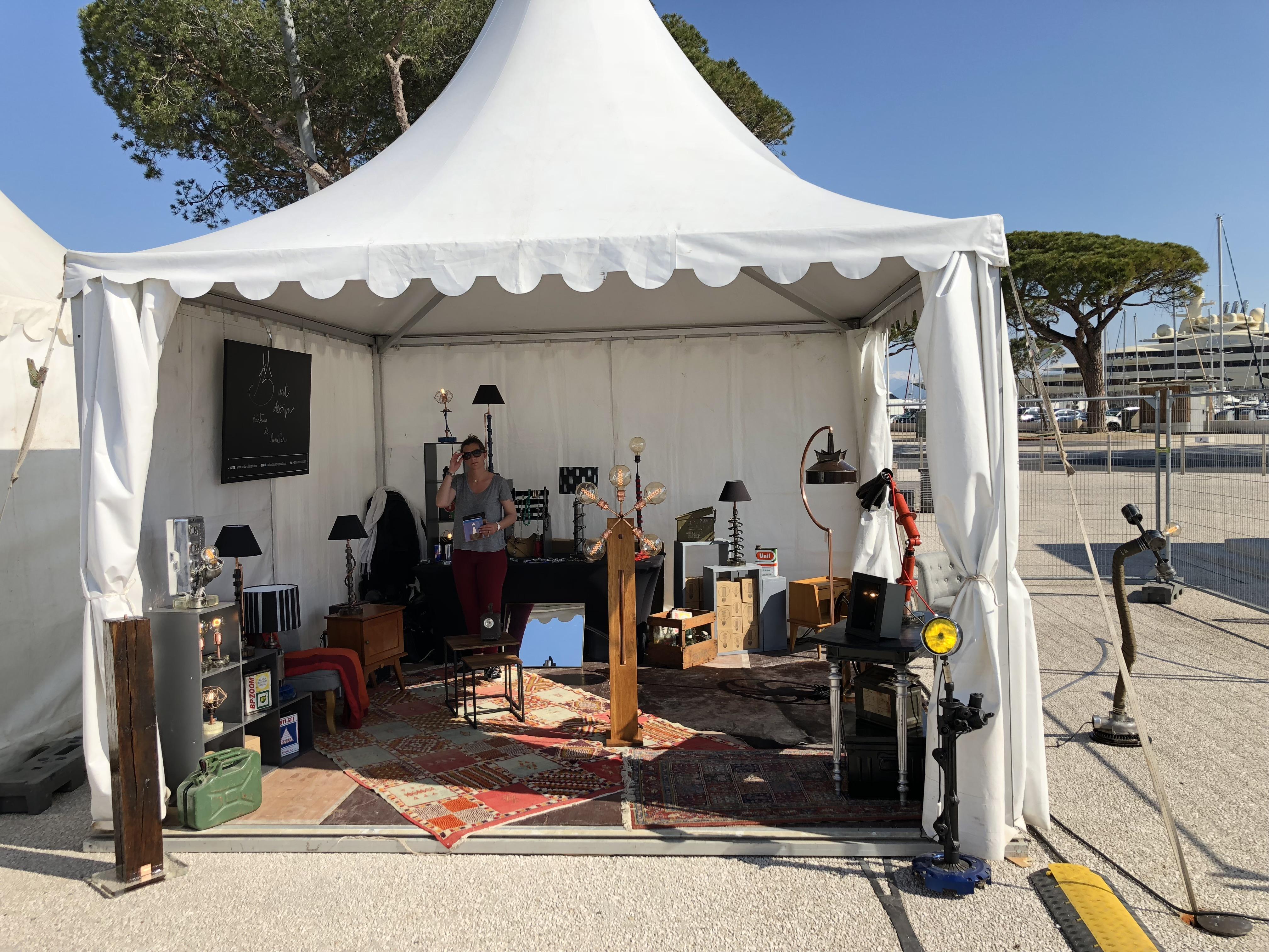 Exposition Salon ArtFair Antibes