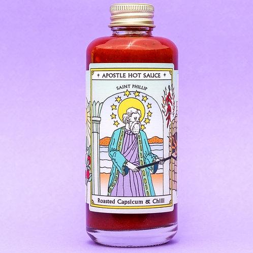 Apostle hot sauce Roasted Capsicum & Chilli