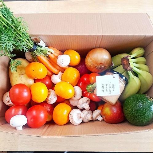 Mystery box vegan
