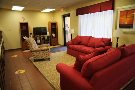 Cherokee Lodge Lobby