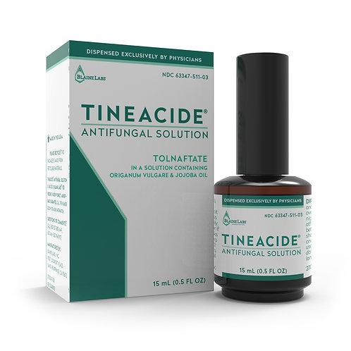 TINEACIDE® ANTIFUNGAL SOLUTION