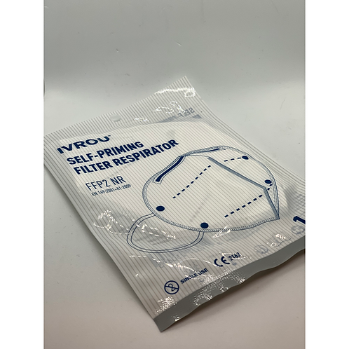 Respiratoire mondmaskers FFP2