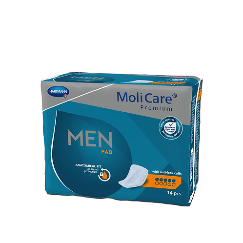 Molicare Premium men pad 5 DROPS