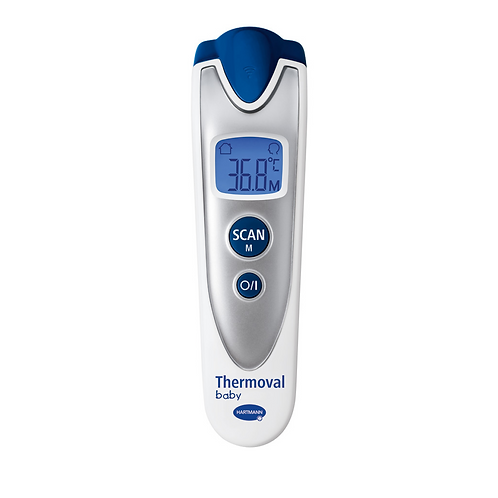 Veroval 2 in 1 infrarood thermometer
