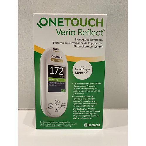 OneTouch Verio Reflect  Systeem kit