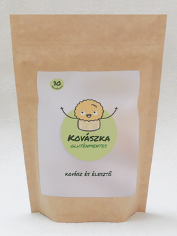 Fotó, Gluténmentes Kovászka, 200 g, I..p