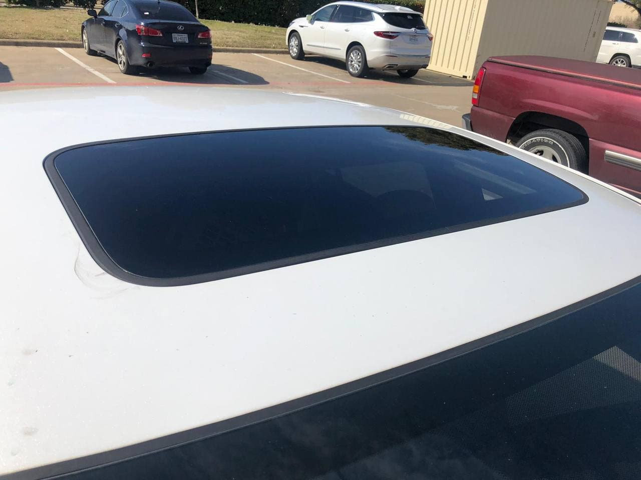 Sunroof Glass Replacement