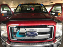 red 2014 ford f-350 windshield replacement (3).jpg