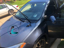 black 2014 toyota corolla before windshield replacement (2).jpg