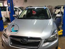 grey 2016 subaru crosstrek windshield replacement (2).jpg