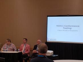 NG911 Interoperability Testing Panel Presentation - NENA 2021