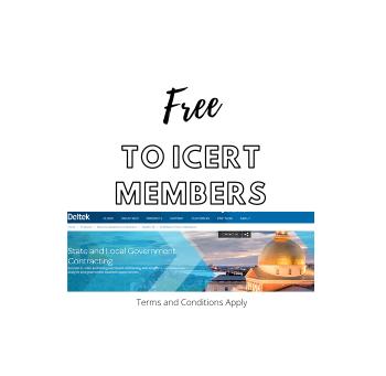 Free Bid/RPF Leads Delivered Daily Via Deltek / GovWinIQ to iCERT Members