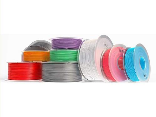 Пластик BQ PLA 1 кг / 1,75 мм, цвета в ассортименте