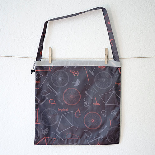 Snapbag Extended - Classic Grey