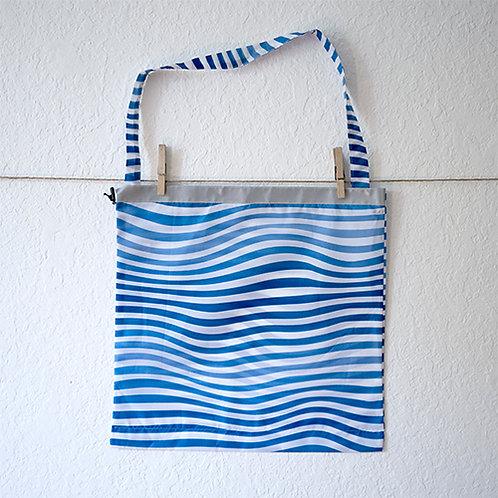 Snapbag Extended - Wave Blue