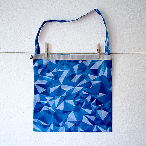 Snapbag Extended - Diamond Blue
