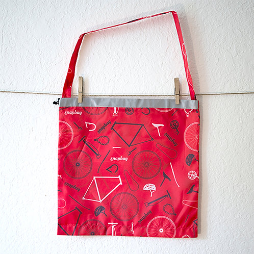Snapbag Extended - Classic Red