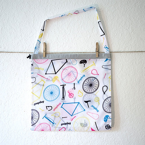 Snapbag Extended - Classic White